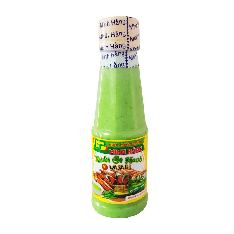 Muối ớt xanh Wasabi 200gr